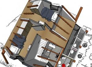 150915 bouwadvies HB 27 Z18R verdieping